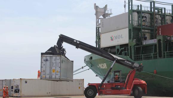 Adex pronostica una recuperación de las exportaciones no tradicionales. (Foto: Difusión)
