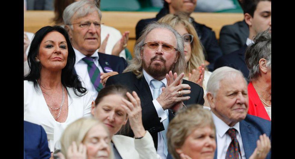 Barry Gibb, músico, cantante, compositor y productor británico. (Foto: Agencias)