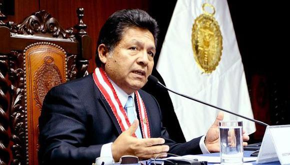 Ramos Heredia admite que se reunió con César Álvarez