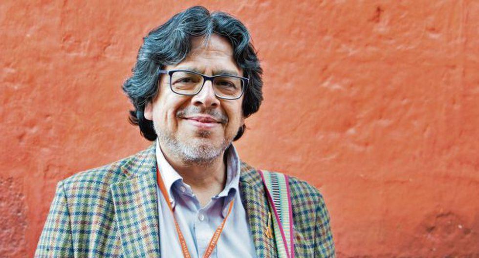 Fernando Iwasaki participó en el Hay Festival [Entrevista]