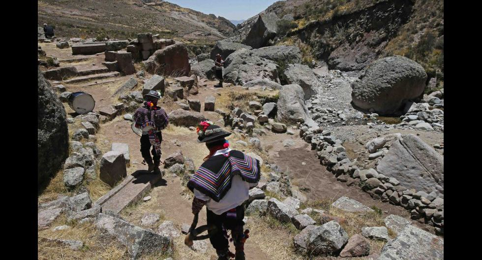 El Qhapaq ñan o Camino inca unió seis países: Colombia, Ecuador, Bolivia,