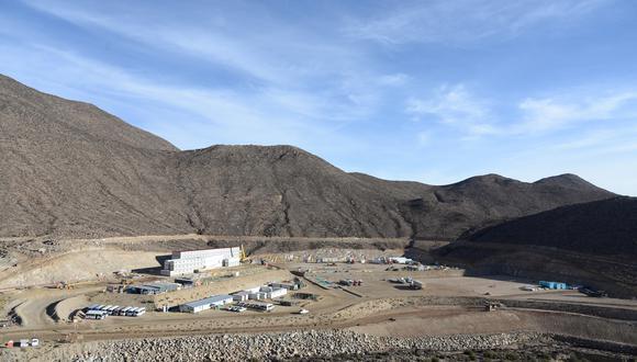 En Moquegua se ha iniciado el proceso de construcción del proyecto minero Quellaveco a cargo del consorcio Anglo American – Mitsubishi. (Foto: Anglo American)
