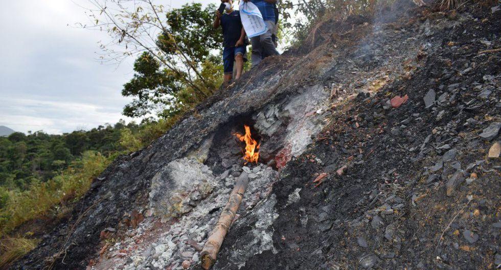 IGP descarta presunta actividad volcánica en Ayacucho