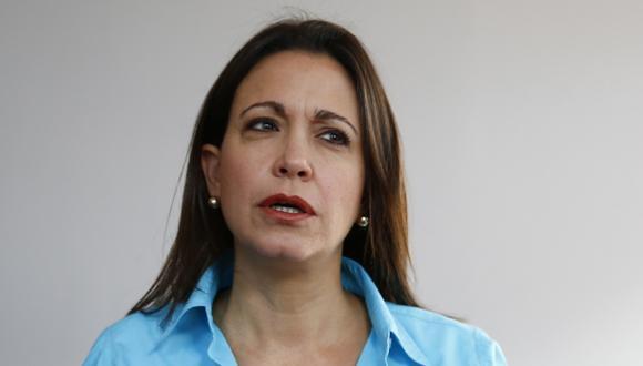 """Justicia chavista cita a Machado """"por el plan magnicida"""""""