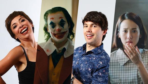 Bruno Pinasco, Andrea Luna, Tatiana Astengo, Giovanni Ciccia y Andrés Vilchez se animaron a revelar a sus candidatos. (Foto: El Comercio/Difusión)