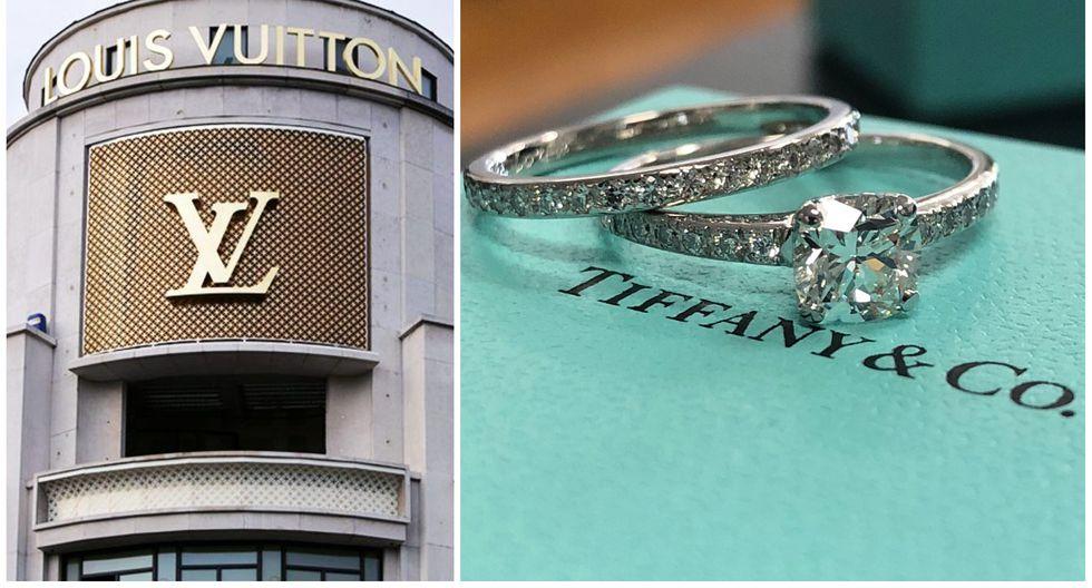 El grupo que controla a la marca de lujo Louis Vuitton compró la joyería Tiffany convirtiéndose en un importante jugador en la industria de las gemas. (Foto: Difusión)