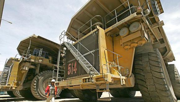 Para el BBVA, los proyectos mineros y de infraestructura serán los que impulsarán la economía. (Foto: Archivo El Comercio)