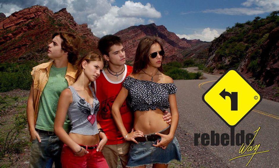 """""""Rebelde Way"""". (Foto: Difusión)"""