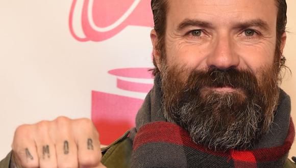 Pau Donés, vocalista, compositor y guitarrista de Jarabe de palo, falleció tras luchar contra el cáncer (Foto: AFP)