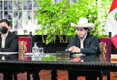 Guido Bellido se reunió con el Gabinete Ministerial para abordar renegociación del gas de Camisea