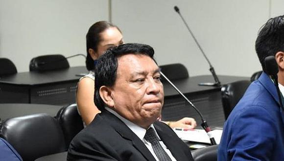"""José Luna Gálvez, fundador del partido Podemos Perú, consideró que la fiscalía dice """"medias verdades"""" en acusaciones en su contra. (Foto: Difusión)"""