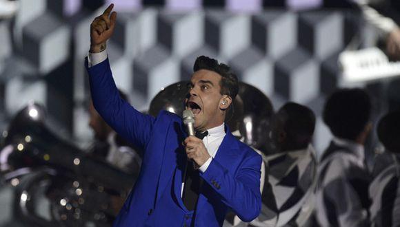 Rock in Rio: Robbie Willians encendió primer día del festival