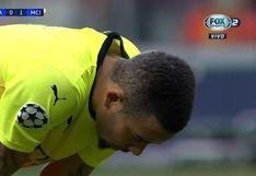 Manchester City vs. Atalanta: Gabriel Jesús erró penal que el VAR había cobrado