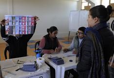 Misión de la OEA pide a los bolivianos que entreguen material electoral en su poder