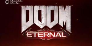 TEC: Doom Eternal el videojuego de la semana