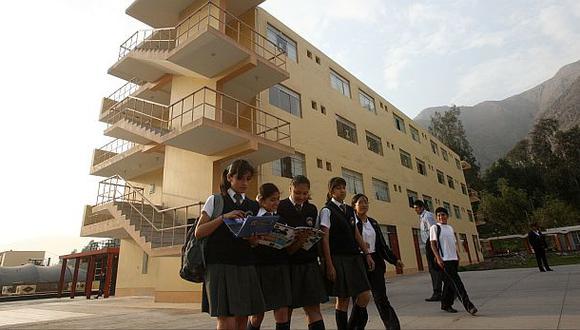 BCP ejecutará más obras por impuestos en Educación el 2015