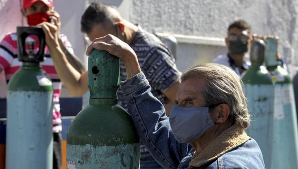 Coronavirus en México | Últimas noticias | Último minuto: reporte de infectados y muertos hoy, miércoles 10 de febrero del 2021 | Covid-19 | (Foto: ULISES RUIZ / AFP).