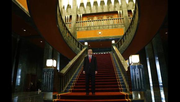 Este es el palacio presidencial más grande del mundo
