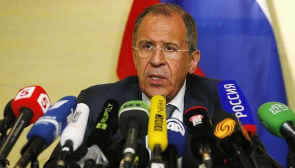 Rusia acepta el desarme de separatistas en Ucrania