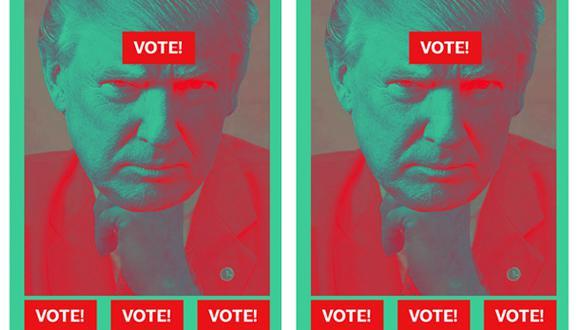 """""""La batalla es para que los escépticos, incrédulos, confundidos, desinformados o flojos no voten"""". (Ilustración: Giovanni Tazza)"""