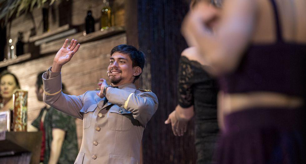 """""""Pantaleón y las visitadoras: El musical"""" vivido desde los camerinos y ensayos. (Foto: Gabriela Delgado - El Comercio)"""