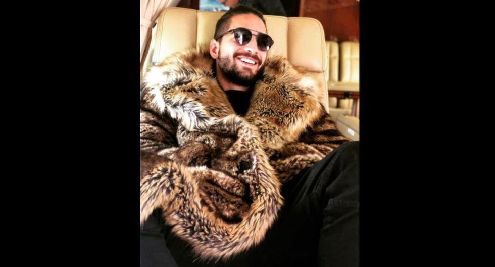 Maluma posee casi 31 millones de seguidores en Instagram, siendo el artista masculino latino con mayor éxito en esa red social, y ocupa un lugar entre los músicos más populares de todo el mundo. (Foto: Instagram)