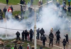 Nuevas detenciones en Bielorrusia tras multitudinaria manifestación contra Lukashenko | FOTOS