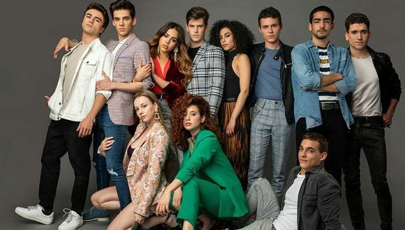 La tercera temporada de Élite llegará a Netflix el próximo año. Foto: Netflix