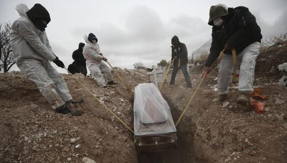 Coronavirus en México | Últimas noticias | Último minuto: reporte de infectados y muertos hoy, domingo 21 de marzo del 2021 | Covid-19 | (Foto: AP/Christian Chavez)