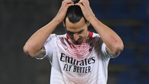 Zlatan Ibrahimovic criticó hace algunos días la postura política de LeBron James. (Foto: Reuters)
