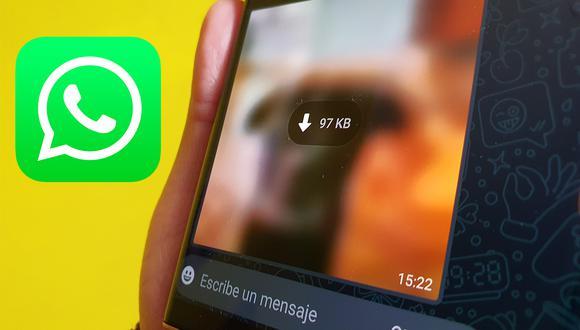 ¿Sabes cómo volver a descargar una foto eliminada de tu celular? Usa este truco de WhatsApp. (Foto: Mag)