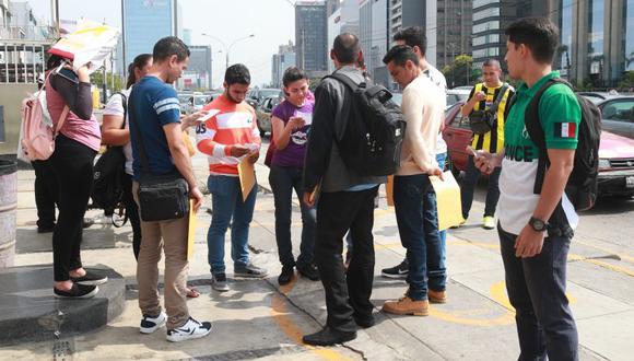 El Ministerio de Trabajo y Promoción del Empleo emitió un comunicado en Facebook para precisar que el sueldo mínimo para todos los que viven en Perú es de 930 soles. (El Comercio)