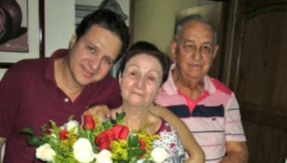 En 10 días, un exconcejal perdió a sus padres y hermano por el covid-19. (Foto: @RicardoLYepes / Twitter)