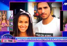 """Shirley Arica llora al revelar que Rodney Pío no cumple con la pensión de su hija: """"No puede ser posible"""""""