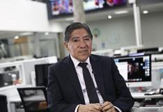 Avelino Guillén: Fiscalía investiga agresión verbal contra exfiscal