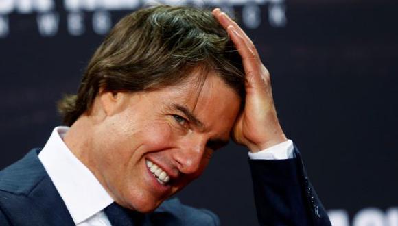 Tom Cruise se rompió el tobillo. (Foto: Agencias)
