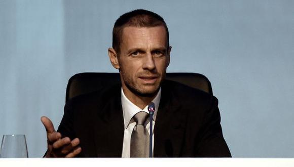 UEFA: Aleksander Ceferin sucede a Platini como presidente