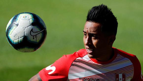 Christian Cueva tendrá que buscar nuevo club tras su salida de Pachuca. (Foto: EFE)