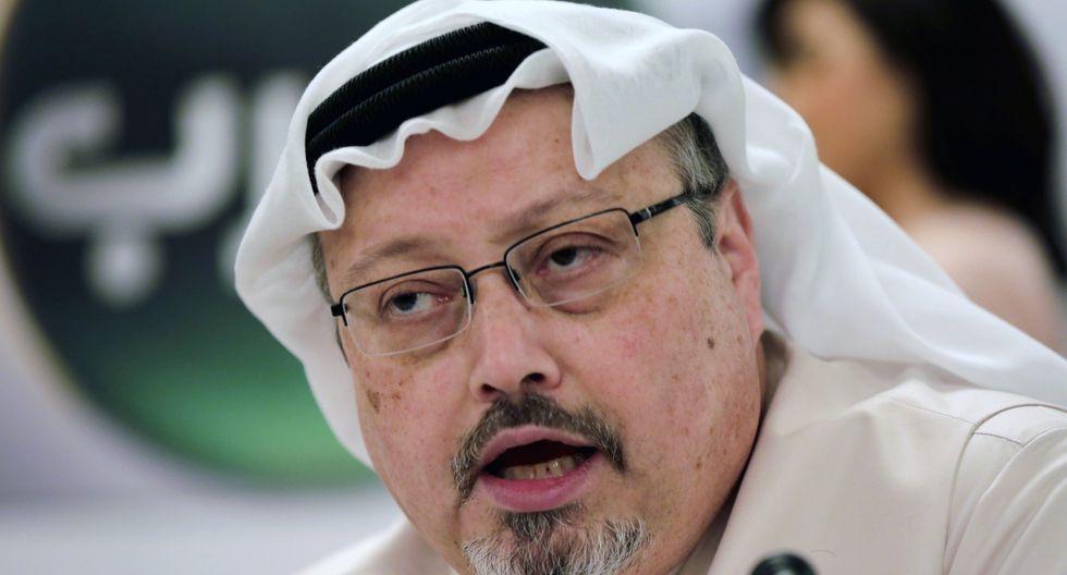 El periodista saudí Jamal Khashoggi fue asesinado en el consulado de su país enm Estambul. (AP Photo/Hasan Jamali).