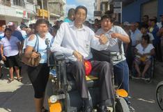 Margarito Machaguay: el hombre más alto del Perú sufrió caída y piden su traslado a Lima