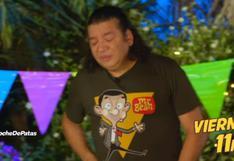 """Carlos Vílchez deja """"Noche de patas"""" para irse a trabajar con Jorge Benavides a ATV [VIDEO]"""