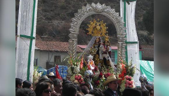 La fiesta de la Virgen de Cocharcas ya es Patrimonio Cultural