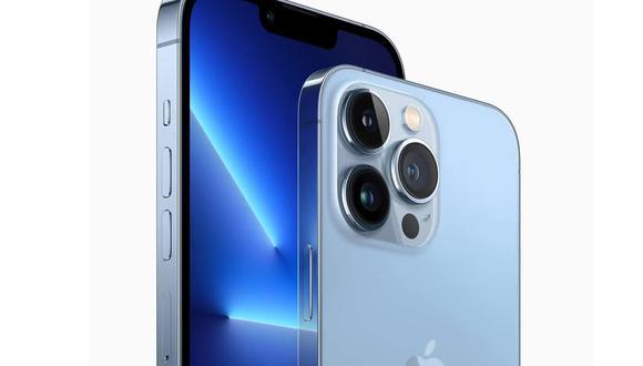 Conoce cuánto costará el iPhone 13 Pro y el iPhone 13 Pro Max en algunos países de Latinoamérica. (Foto: Apple)