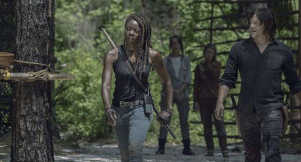 """The Walking Dead"". (Foto: Difusión)"
