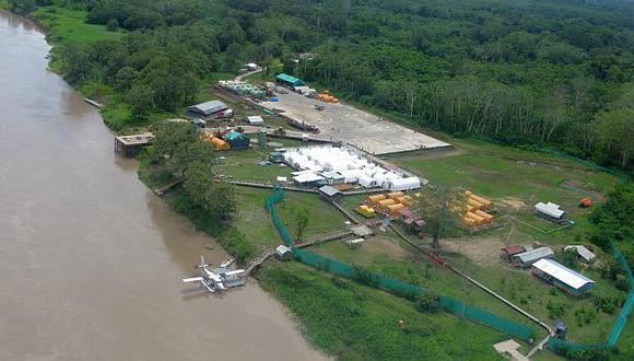 La Estación 1 del Lote 95 reanudó operaciones. (Foto: GEC)