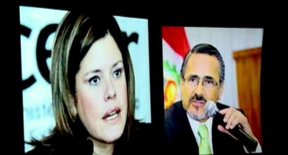 Primo lejano de Aráoz renunció al cargo de asesor en el MTC