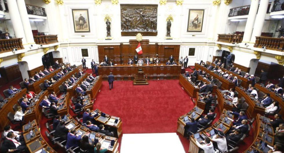 Algunos parlamentarios analizan posibilidad de trabajo virtual, tanto a nivel de Pleno como de comisiones. Mientras definen mecanismos de revisión de los decretos de urgencia (Foto:Congreso)