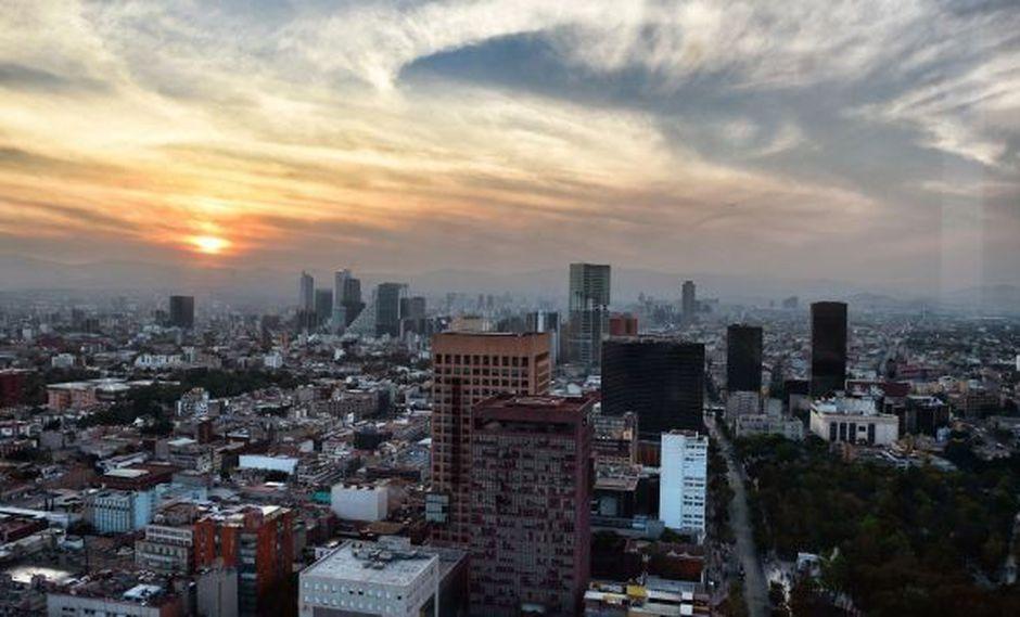 Clima en México CDMX: el pronóstico del tiempo para este viernes 18 de enero. (Foto: AFP)