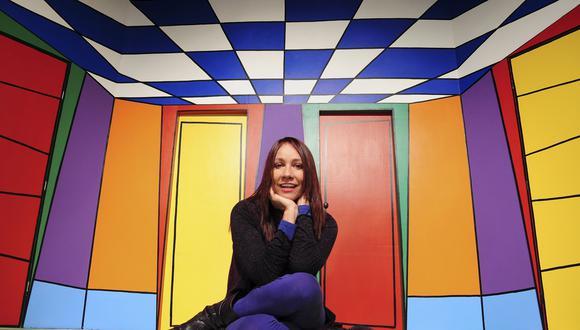 Julia María Naters Romero, más conocida como July Naters, es una productora y directora de televisión y teatro peruana, creadora de la asociación cultural Patacláun. (Foto: Alessandro Currarino)