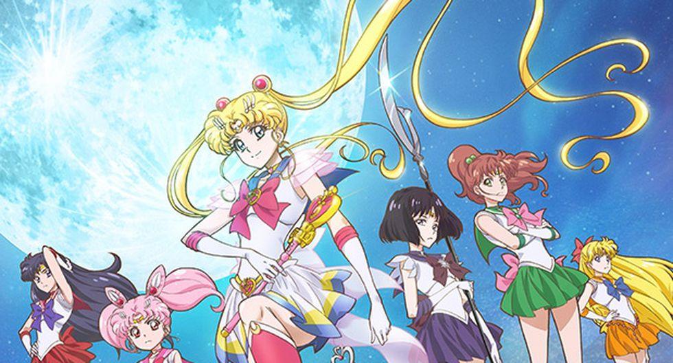 """Anime """"Sailor Moon Crystal"""" vuelve el 4 de abril"""